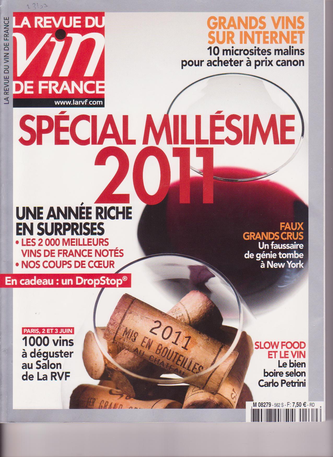 RVF Hors Série 2011