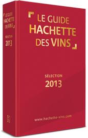 Guides Hachette des vins 2013