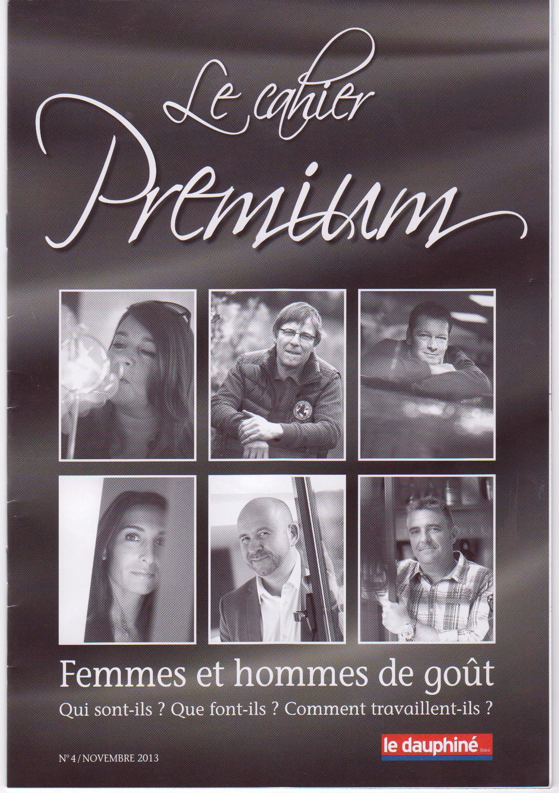 Supplément du Dauphiné : le cahier Premium