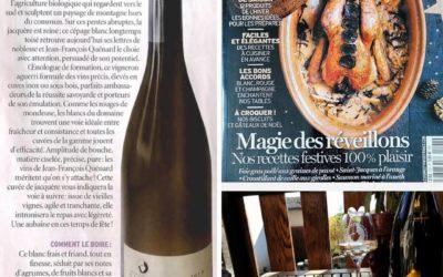 Cuisine et Vin de France Novembre-Décembre 2020